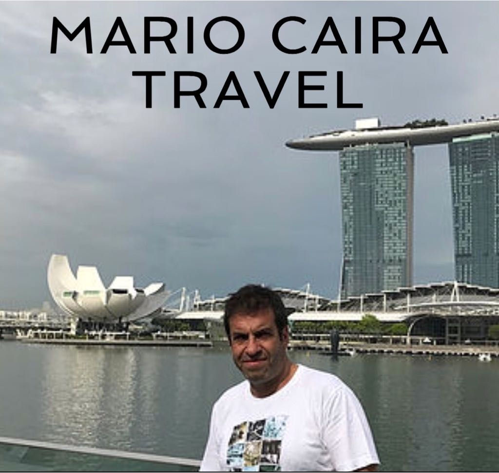 MARIO CAIRA TRAVEL IIl