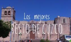 LOS MEJORES RESTO DE CUZCO